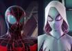 Miles Morales i Spider-Gwen w Marvel Ultimate Alliance 3: The Black Order