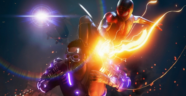 Marvel's Spider-Man: Miles Morales: Gameplay Trailer