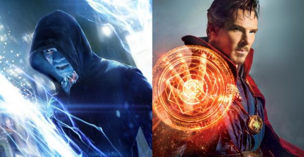 Electro i Doctor Strange w trzeciej części Spider-Mana z MCU