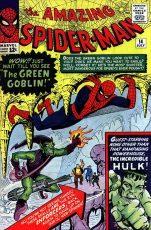 The Amazing Spider-Man #14 - pierwszy występ Green Goblina, arcywroga Spider-Mana