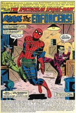 Peter Parker, The Spectacular Spider-Man #19