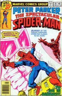 Peter Parker, The Spectacular Spider-Man #26