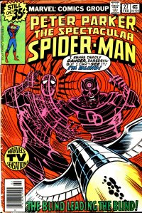 Peter Parker, The Spectacular Spider-Man #27
