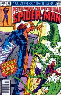 Peter Parker, The Spectacular Spider-Man #39