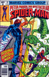 Peter Parker, The Spectacular Spider-Man #39