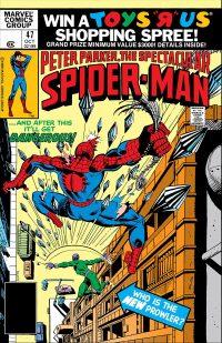 Peter Parker, The Spectacular Spider-Man #47