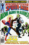 Peter Parker, The Spectacular Spider-Man #50
