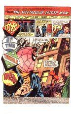 Peter Parker, The Spectacular Spider-Man #53