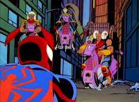 Spider-Man Unlimited - 1x04 - Deadly Choices