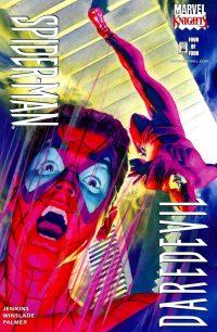 Daredevil / Spider-Man #4