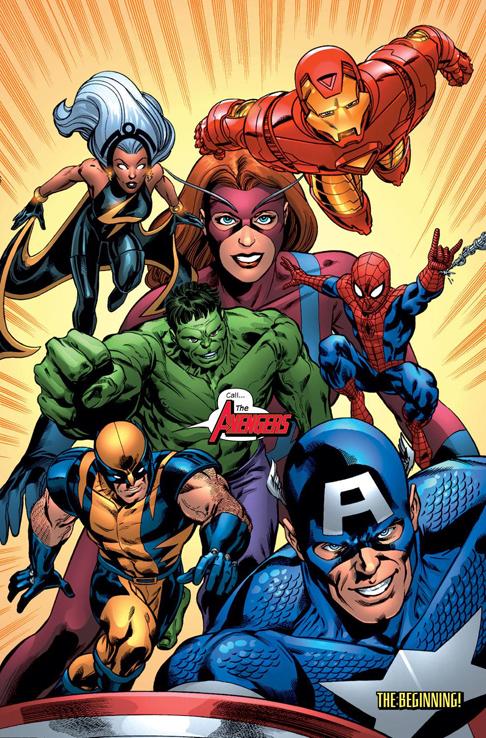 The Adventures Marvel