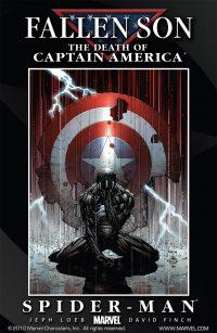 Fallen Son: The Death of Captain America #4 - Spider-Man