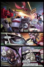 The New Avengers/Transformers #2