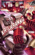 The New Avengers/Transformers #4