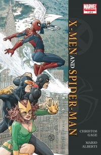 X-Men and Spider-Man #1