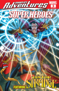 Marvel Adventures: Super Heroes #5