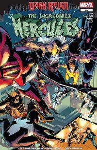 The Incredible Hercules #128