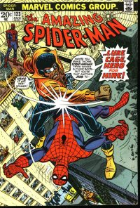 The Amazing Spider-Man #123