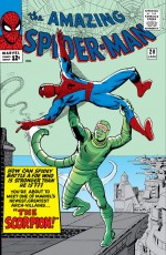 The Amazing Spider-Man #20 (okładka cyfrowa)