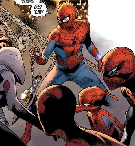 Spider Verse Spider Man Online