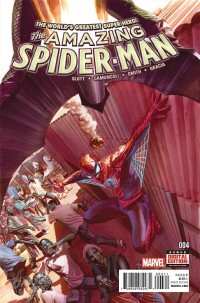 The Amazing Spider-Man #4
