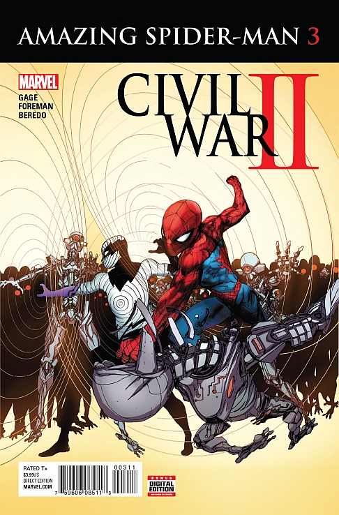 Civil War II: Amazing Spider-Man #3