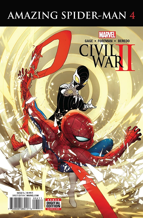 Civil War II: Amazing Spider-Man #4