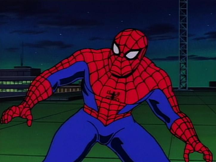 бьюти смешные картинки из человек паук 1994 большинства детей