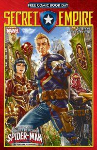 Free Comic Book Day 2017: Secret Empire