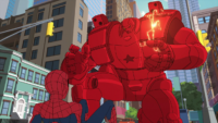 Marvel's Spider-Man – 1x14 – The Rise of Doc Ock: Part 1