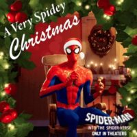 Spider-Man: Into the Spider-Verse (A Very Spidey Christmas)