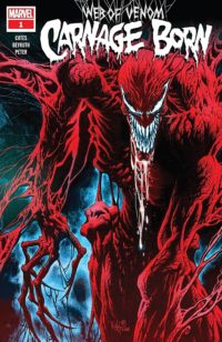 Web of Venom: Carnage Born
