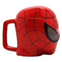 kubek 3D Marvel Spider-Man Geek 350 ml
