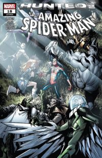 The Amazing Spider-Man #18 (#819)
