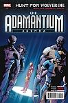 Hunt for Wolverine: Adamantium Agenda #4