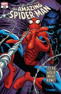 The Amazing Spider-Man #24 (#825)