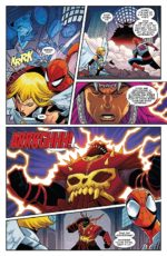War of the Realms: Spider-Man & The League of Realms #3