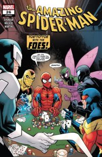 The Amazing Spider-Man #26 (#827)